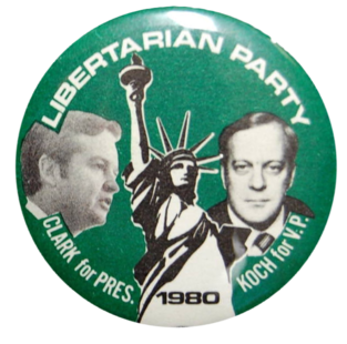 Clark koch campaign button 1980.png